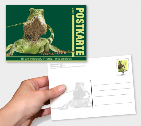 Postkarten/Imagekarten